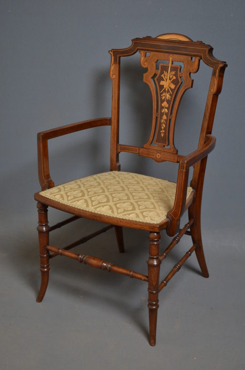 Small Occasional Chairs Arms