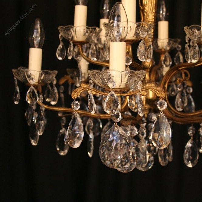 Antique Lighting Italian Chandeliers Antiques Atlas