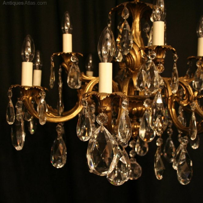 Antique Lighting Italian Chandeliers
