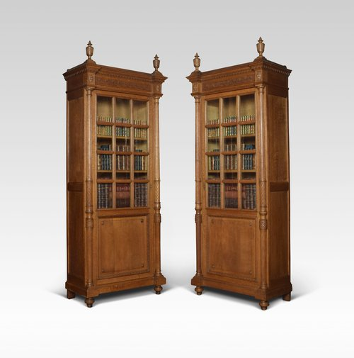Bookcase 96 Inches Tall