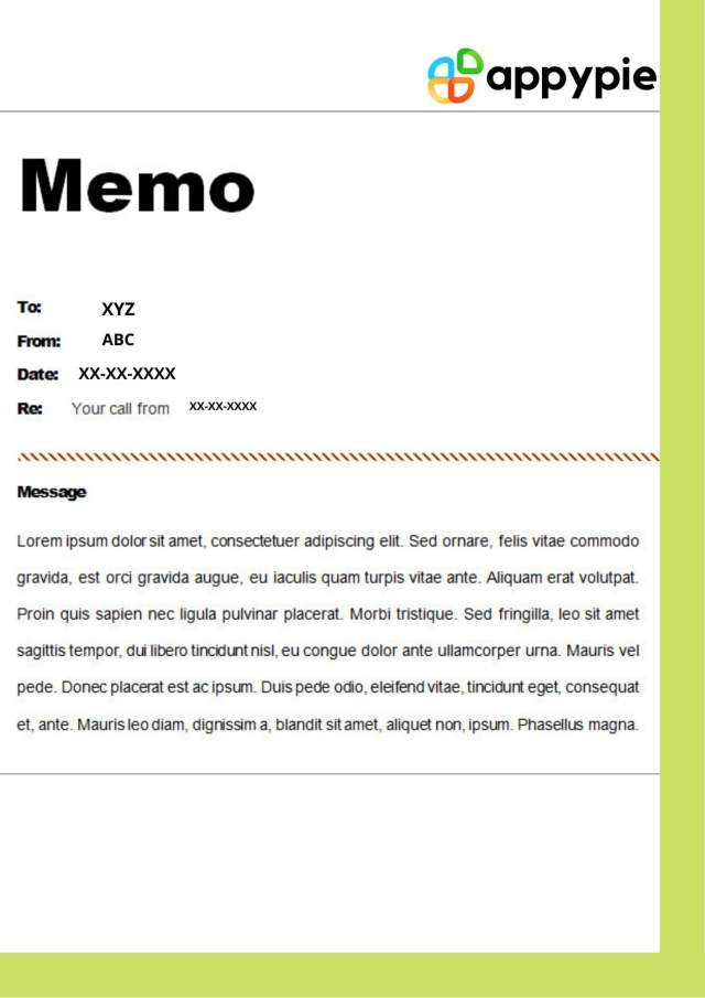 How to Write a Memo with Memo Examples - Templates & Format