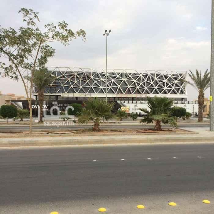 عمارة للبيع في طريق الأمير تركي بن عبدالعزيز الأول حي حطين