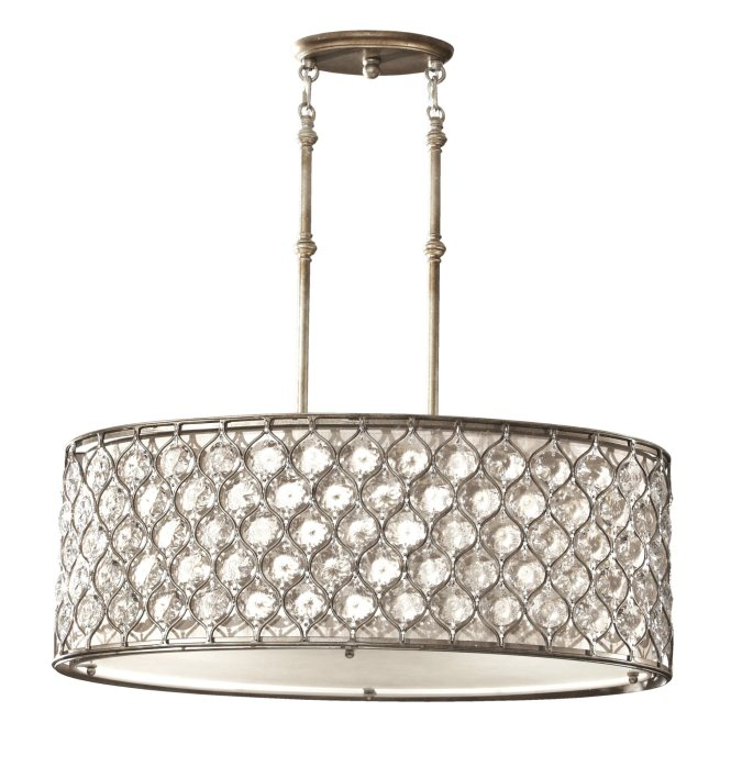 Murray Feiss F Bus Lucia Modern Contemporary Crystal Drum Lighting Ideas