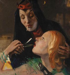 Image result for Han van Meegeren mefisto and margaretha