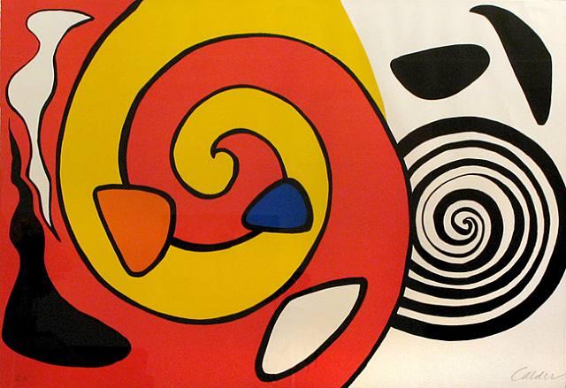 Alexander Calder, Escargot