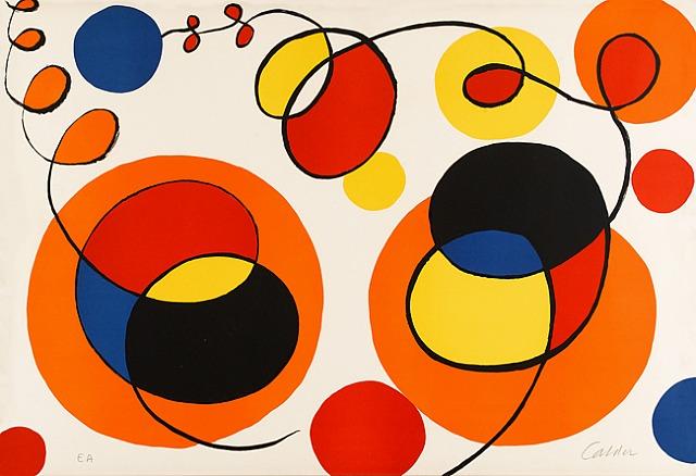Alexander Calder, Universe