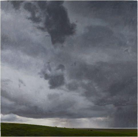 April Gornik, The Horizon