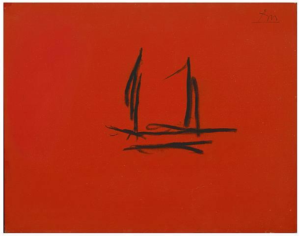 Robert Motherwell, Red Open