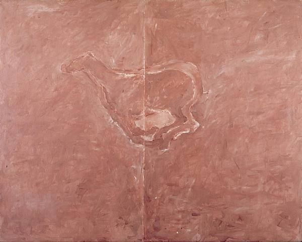 Susan Rothenberg, Untitled