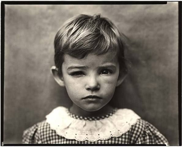 Sally Mann, Damaged Child