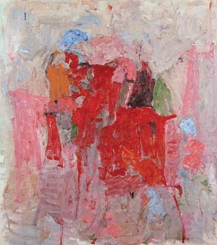 Philip Guston, The Mirror
