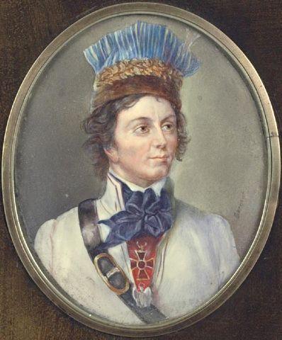 Antoine Louis François Sergent-Marceau, Tadeusz Kosciuszko