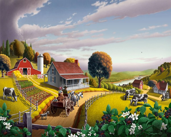 Image result for farm life