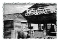Manila village © PBS