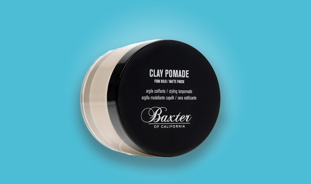 Baxter of California's Clay Pomade