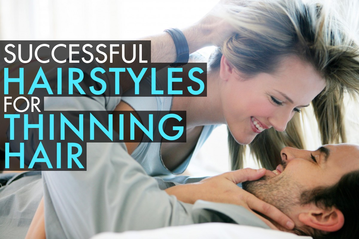 Great Tips For Your Thinning Hair AskMen