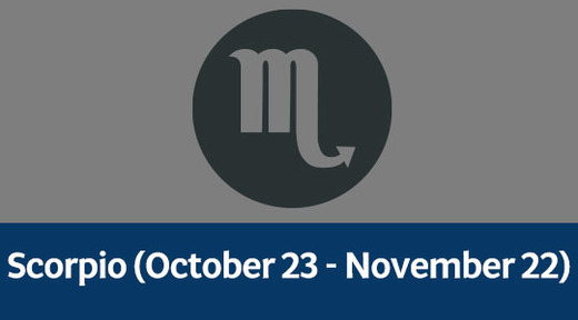 Scorpio (October 23 - November 22)