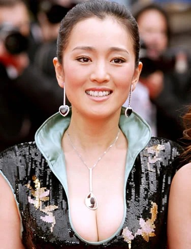 Gong Li Photo Gallery