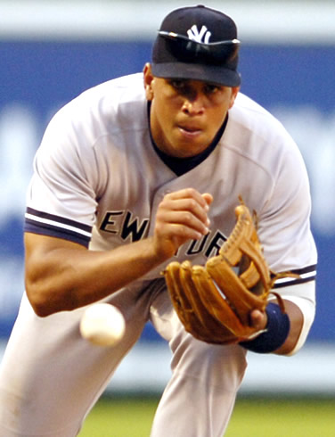 Alex Rodriguez has admitted to taking steroids in the past.