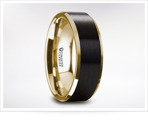 The Best Out Of The Box Wedding Rings For Men AskMen