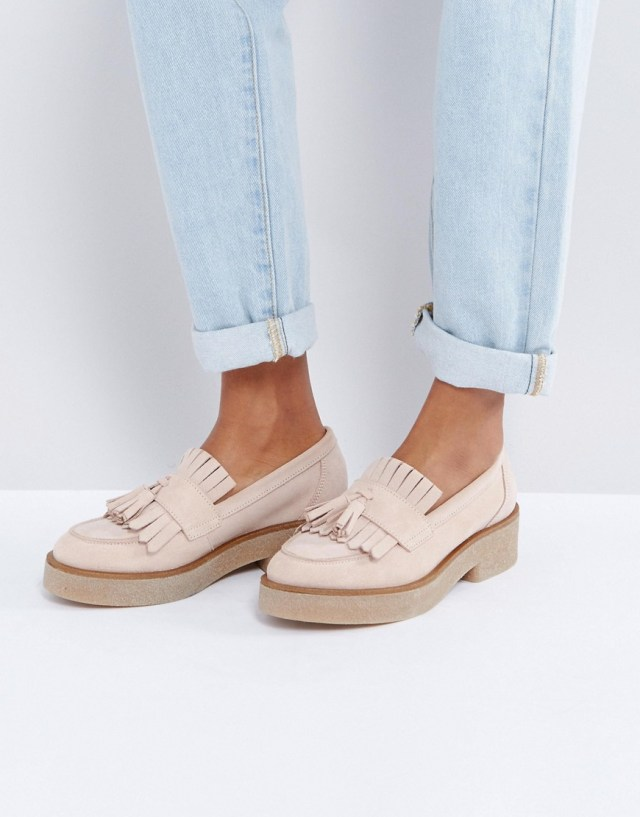 ASOS MARCO Suede Loafers, $72.0