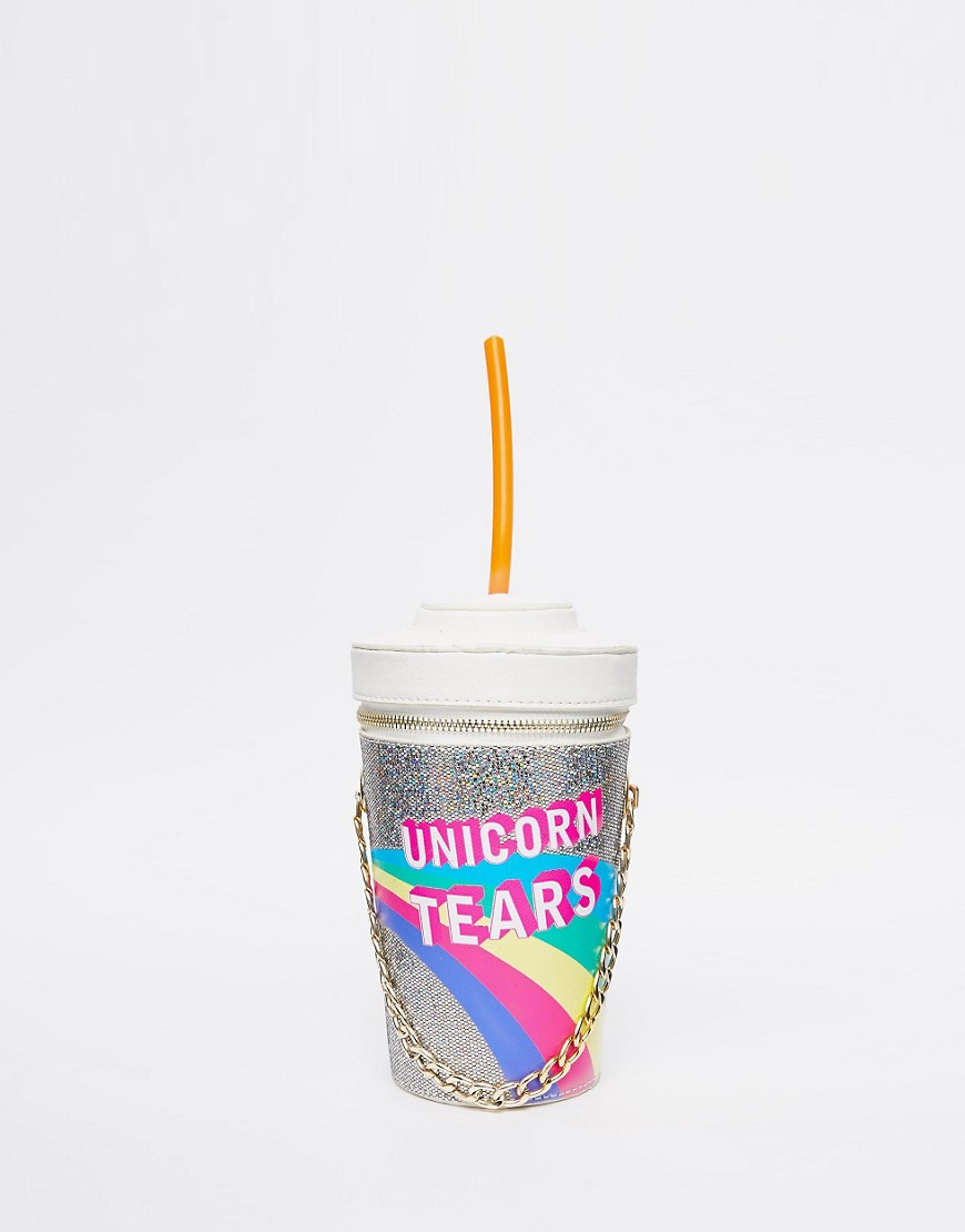 Skinnydip Unicorn Tears Novelty Across Body Bag Unique And Quirky Gift Ideas Any Odd Person Will Appreciate (Fun Gifts!)