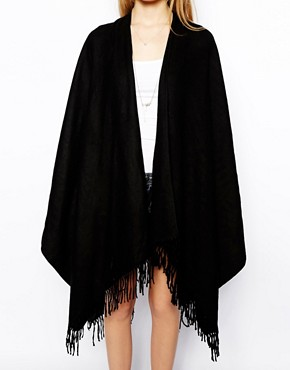 Image 2 of ASOS Plain Cape