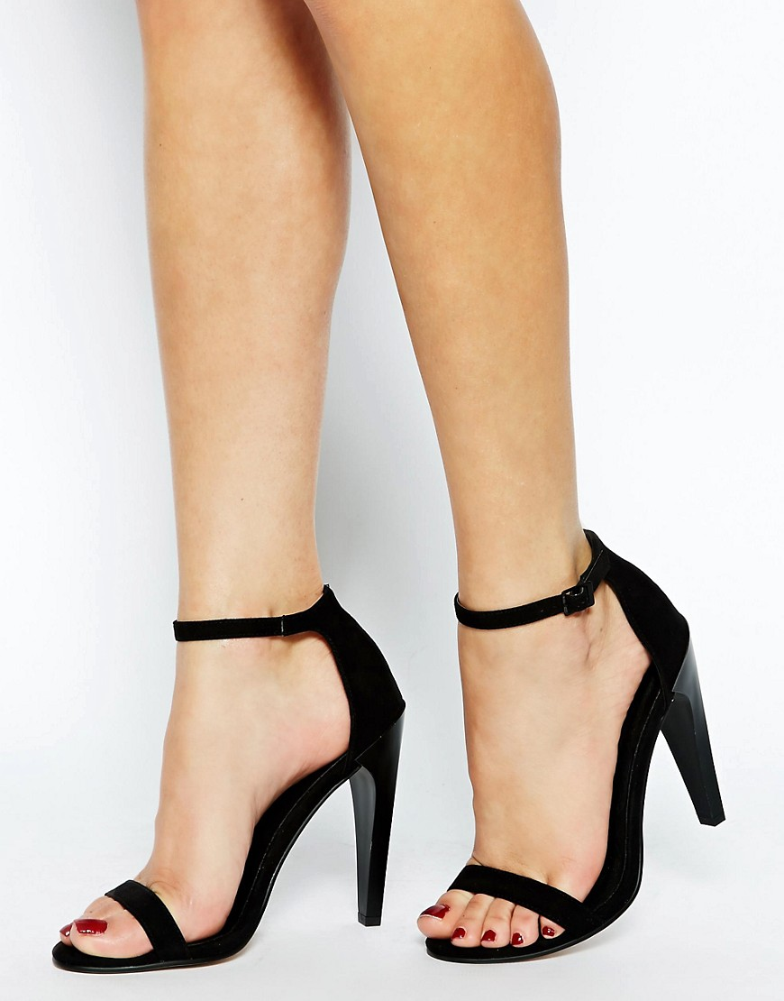 Image 1 of ASOS HIGHBURY Heeled Sandals
