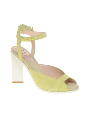Image 1 of Preen ALDO Rise Exclusive Paider Heeled Sandals