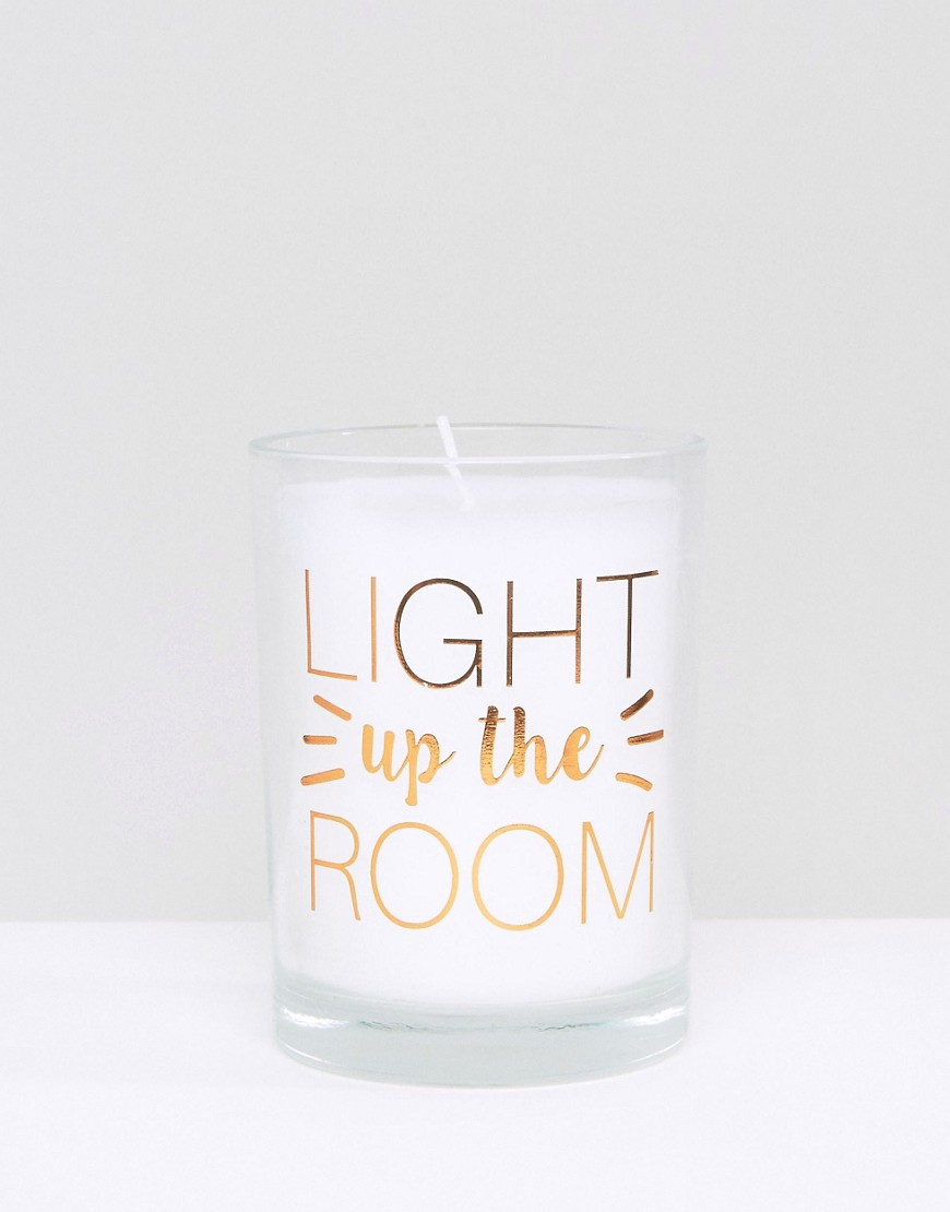 New Look Light Up The Room Candle