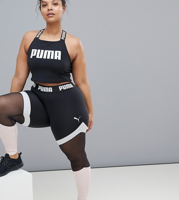 81cb44ab8b52f I am OBSESSED with plus size activewear  it s always versatile!