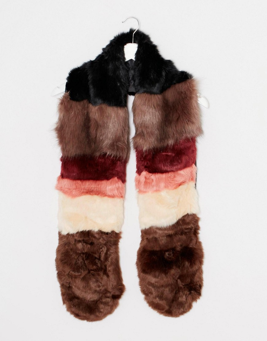 Image 3 of New Look Neopolitan Fur Stole 100 Cheap Thoughtful Gift Ideas For Her Under £20