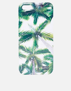 Image 1 of Mr Gugu & Miss Go Palm iPhone 5 Case
