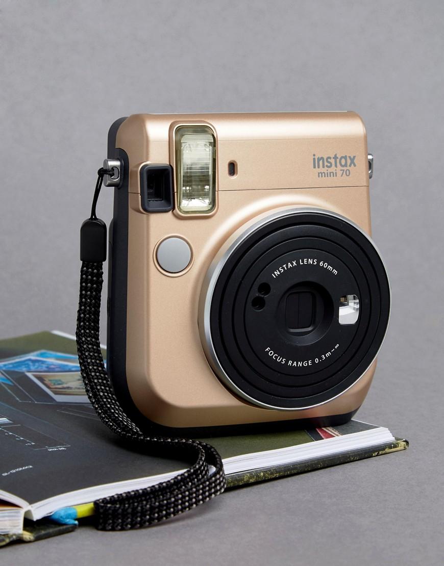 Cámara instantánea dorada Instax Mini 70 de Fujifilm Instax Mini 9 Instax Mini 9 Parent image1xxl