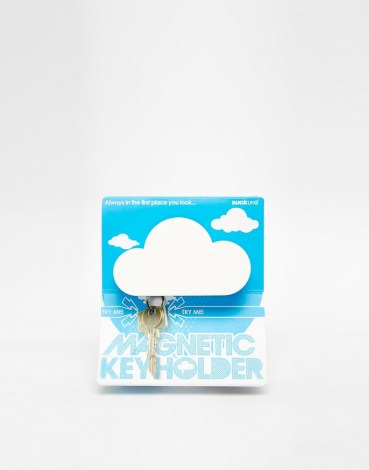 Cloud Magnetic Key Holder Unique And Quirky Gift Ideas Any Odd Person Will Appreciate (Fun Gifts!)