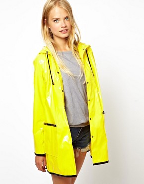 Image 1 of ASOS Rain Mac With Ears