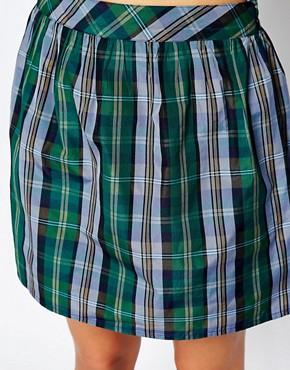 Image 3 ofJack Wills Checked Skirt