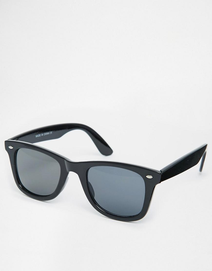 Imagen 1 de Gafas de sol estilo retro de ASOS