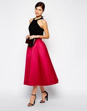 Image 1 ofCoast Meslita Full Skirt