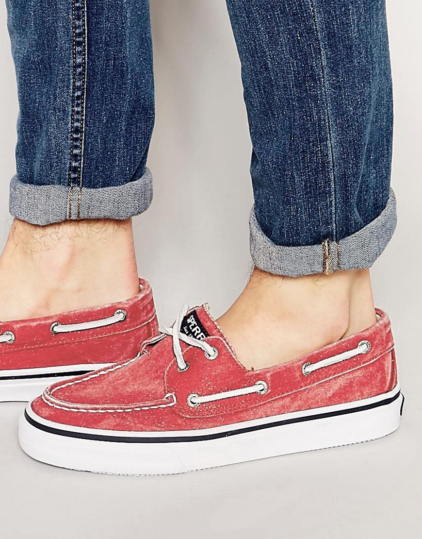 Image 1 - Sperry - Topsider Bahama - Chaussures bateau