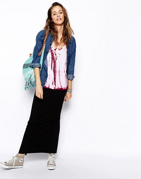 Image 1 ofASOS Maxi Skirt