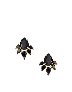 Image 1 of Krystal Swarovski Spider Earrings