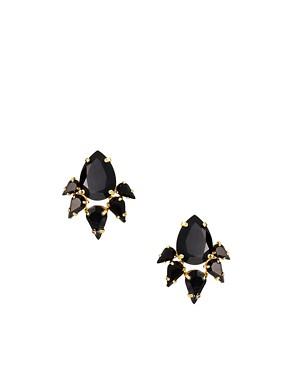 Image 1 ofKrystal Swarovski Spider Earrings