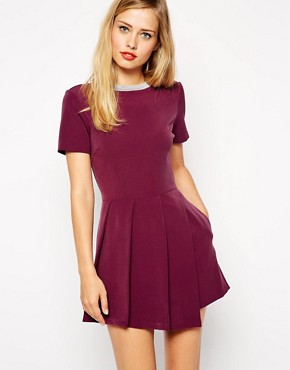 ASOS Skort Playsuit
