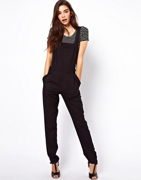 Image 1 of ASOS Tailored Dungarees