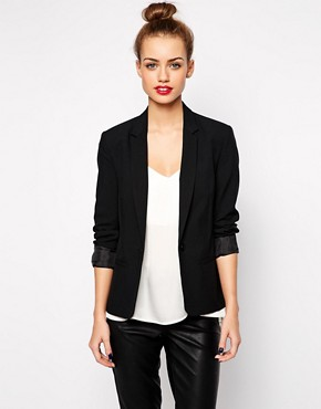Image 1 ofNew Look Tailored Suit Jacket