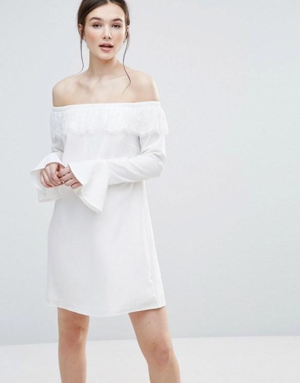 Amy Lynn Off Shoulder Dress, $22