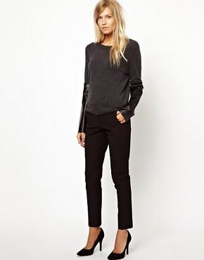 Image 1 - Oasis - Pantalon slim ajusté