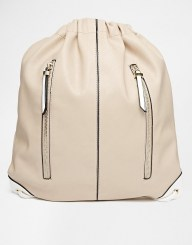 Image 1 of New Look Drawstring Backpack