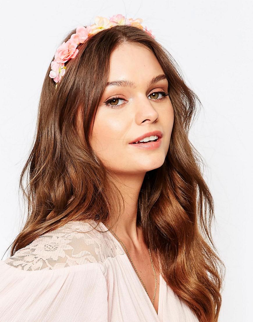 Image 1 ofNew Look Mini Flower Headband